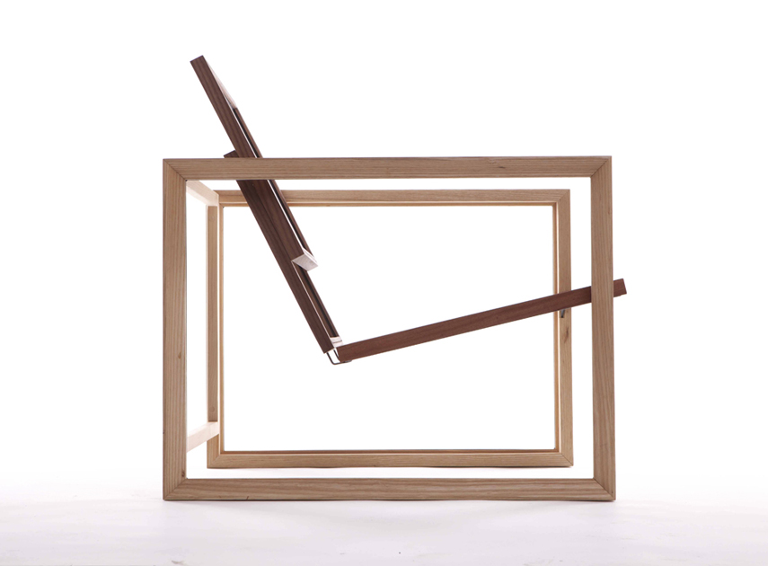 Picture Frame Chair | Matt Golden